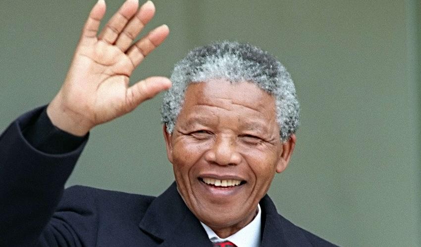 Leiders inspireren leiders : Nelson Mandela's inauguratierede roept jou !