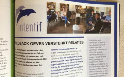 Hoe Peter, CEO van De Roo, door feedback een betere teamwerking bekwam