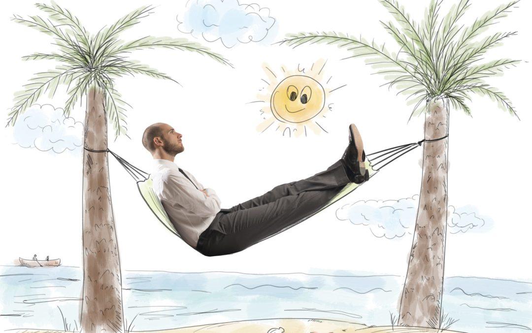 Na de werkstress, vakantiestress!