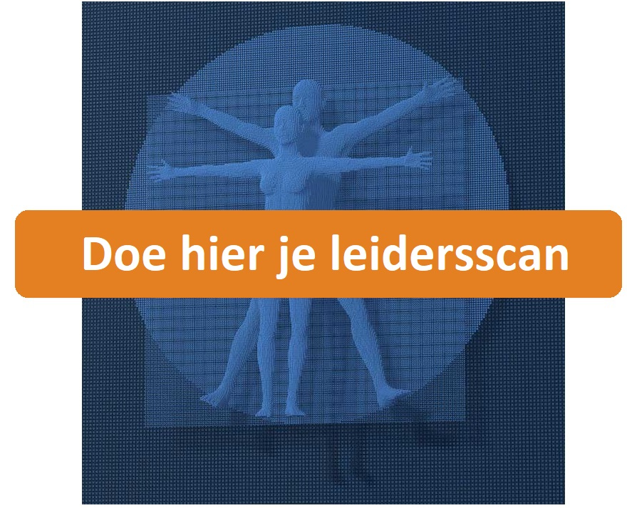Pictogram leidersscan - Intentif