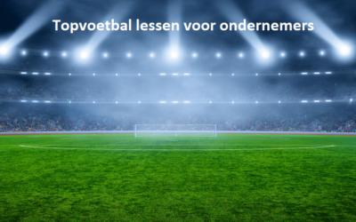 Topvoetbal lessen voor ondernemers